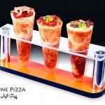 پیتزا قیفی و نگه دارنده آن 3: تجهیزات فست فود روبوفود