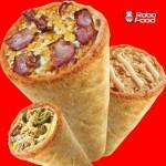 انواع پیتزا قیفی تجهیزات فست فود روبوفود