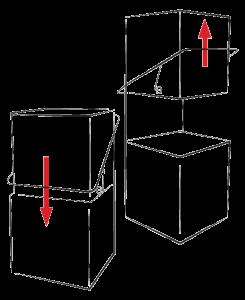 ماشین ظرف شویی با درب کشویی