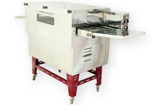 فر ریلی پیتزا تولید شرکت تجهیزات فست فود روبوفود