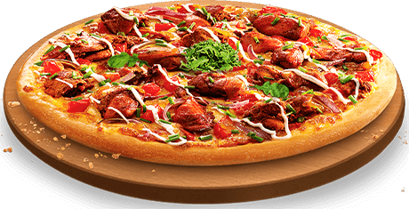 انواع پیتزا توسط دستگاه های فست فود روبوفود