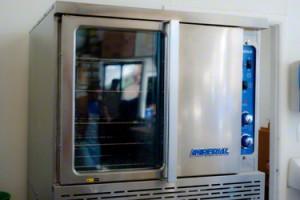 فر پیتزای کنوکسیونی: تجهیزات فست فود روبوفود