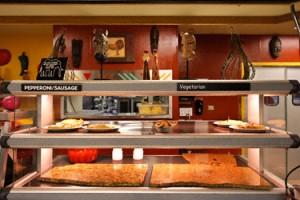 چیدمان رستوران فست فود: تجهیزات فست فود روبوفود