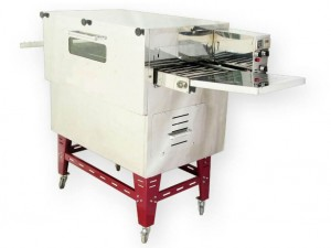فر ریلی پیتزا: تجهیزات فست فود روبوفود