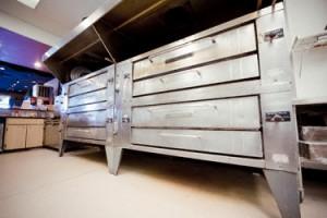 فر پیتزای طبقه ای: تجهیزات فست فود روبوفود