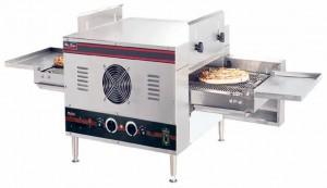 سایزبندی فرهای پیتزا: تجهیزات فست فود روبوفود