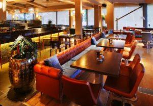 بهترین فضا برای رستوران فست فود