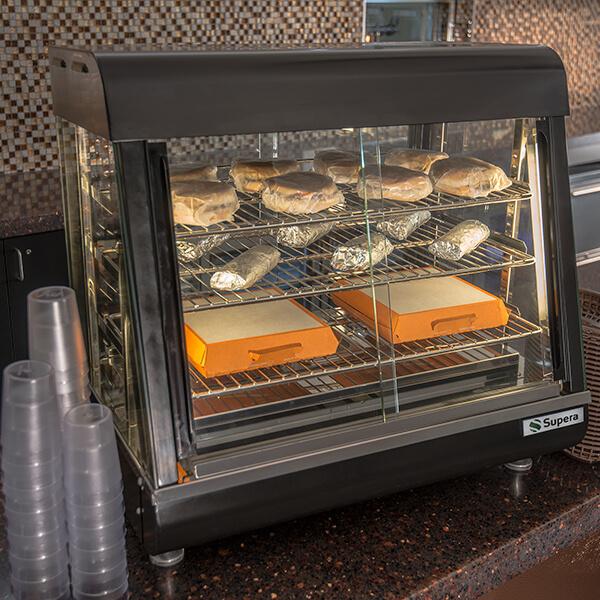 گرم کن اسنک: تجهیزات فست فود روبوفود