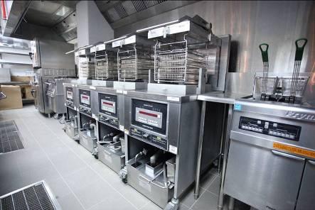 معیارهای خرید تجهیزات فست فود: تجهیزات فست فود روبوفود