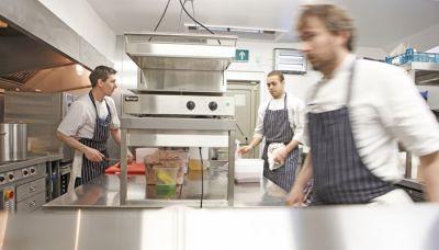 صرفه جویی در آشپزخانه فست فود