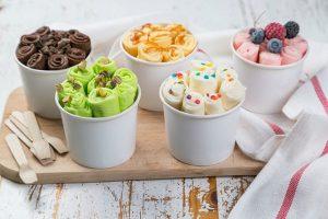 نمایندگی بستنی رولی